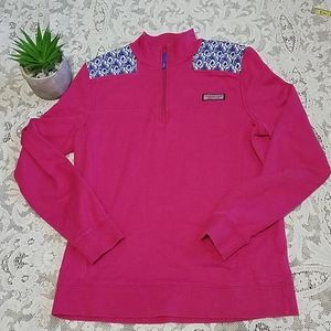 Vineyard Vines Shep Sweater Pull Over S